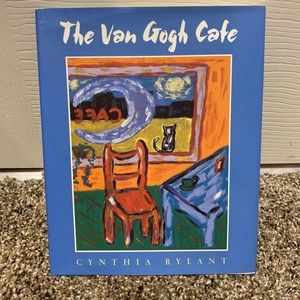 Other - Van Gogh Cafe Hardcover Book.💥Brand New💥